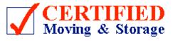 Certified Moving & Storage NH